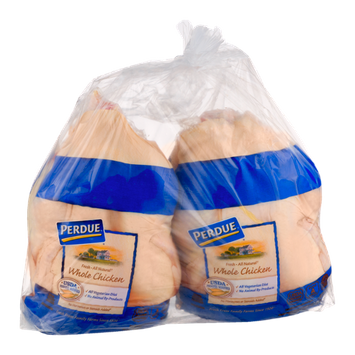 Perdue Whole Chicken - 2 CT
