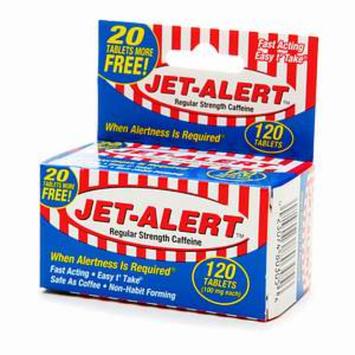 Jet-Alert Regular Strength Caffeine