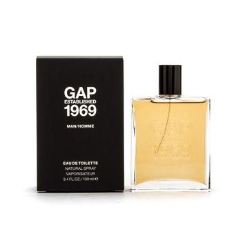 Gap Established 1969 Eau De Toilette Spray