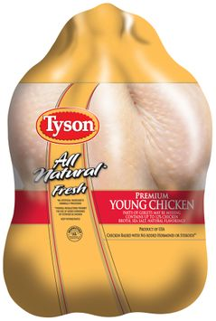Tyson® Premium Young Chicken