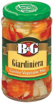 B&G Giardiniera Garden Vegetable Mix