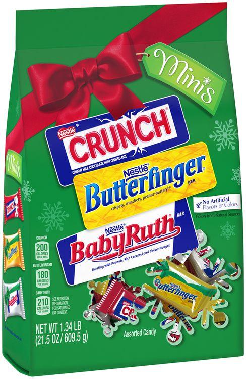 Nestlé Assorted Holiday Chocolate Minis