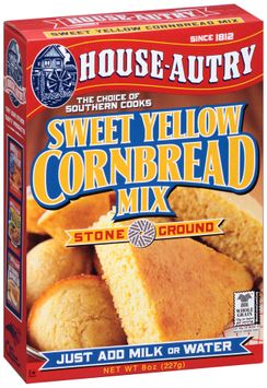 House-Autry Sweet Yellow Cornbread Mix