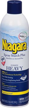 Niagara® Heavy Spray Starch Plus Durafresh™ Professional Finish®