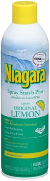 Niagara® Original Lemon Spray Starch Plus