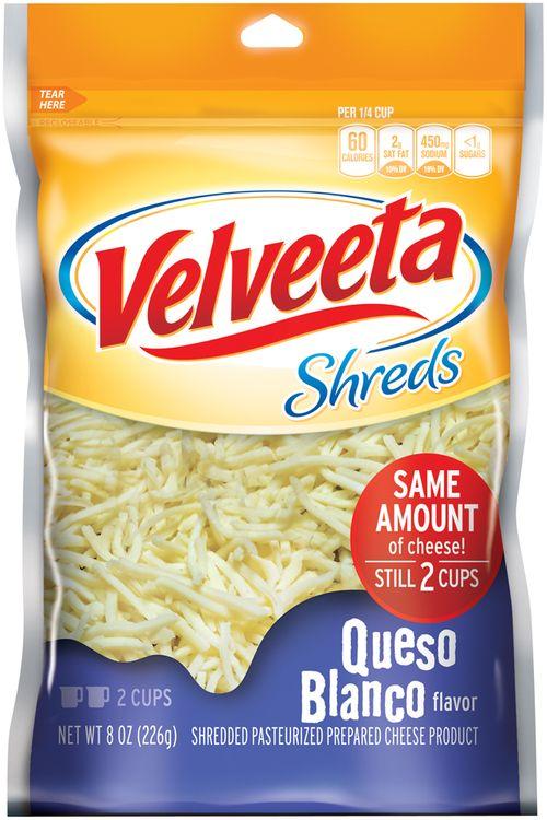 Velveeta Queso Blanco Flavor Shreds
