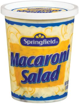 Springfield Ready to Serve Macaroni Salad