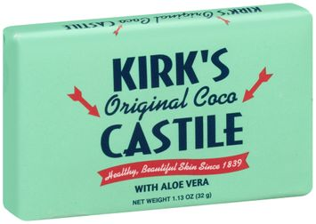 Kirk's Castile Original Coco with Aloe Vera Bar Soap