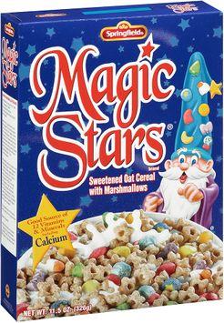 Springfield® Magic Stars® Sweetened Oat Cereal