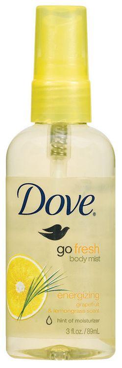 Dove Go Fresh Energizing Body Mist