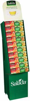 Salada® Black Iced Tea/Green Iced Tea Display