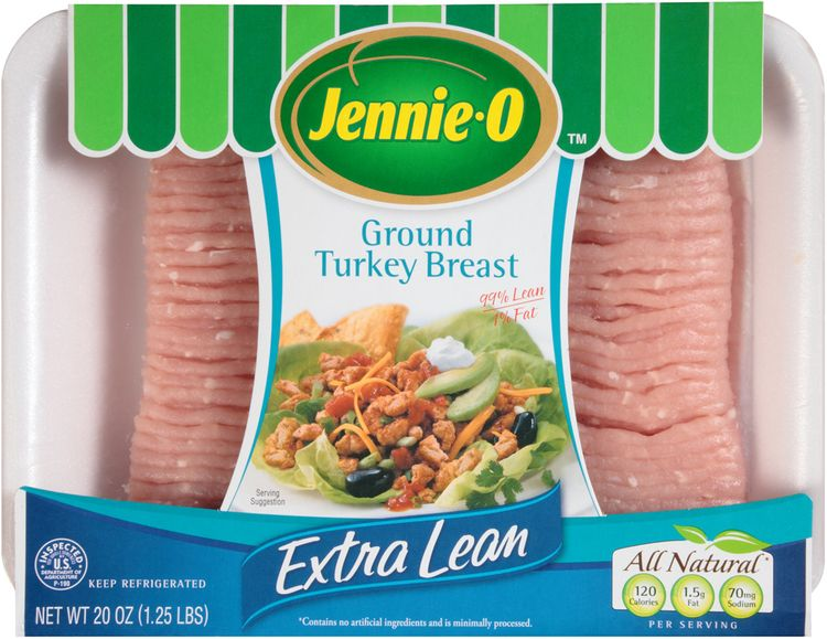 Jennie-O™ Extra Lean Ground Turkey Breast