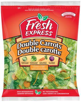 fresh express® double carrots salad