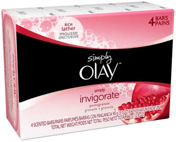 Olay Simply Invigorate Bar Soap