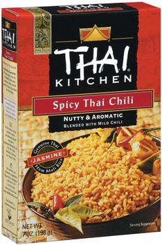Thai Kitchen TK Spicy Thai Chili Jasmine Rice Jasmine Rices