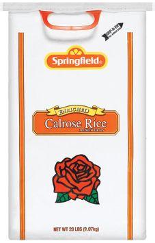 Springfield Calrose Enriched Medium Grain Rice