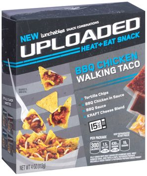 Lunchables Uploaded Bbq Chicken Walking Taco