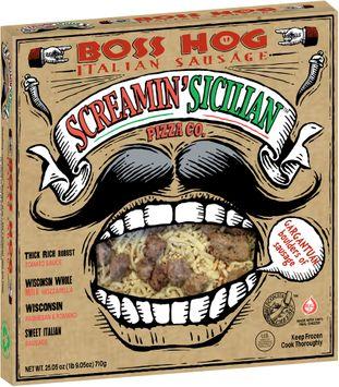 Screamin' Sicilian™ Pizza co Boss Hog Italian Sausage Pizza