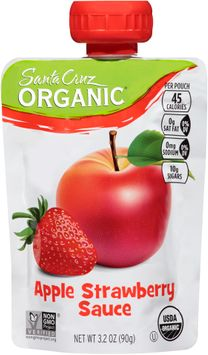 Santa Cruz Organics® Apple Strawberry Sauce