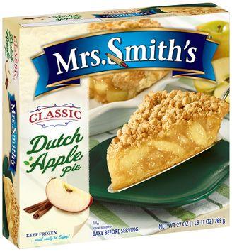 mrs Smith's® Classic Dutch Apple Crumb Pie