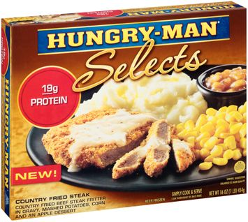 Hungry-Man® Selects Country Fried Steak
