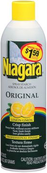 Niagara® Original Lemon Spray Starch
