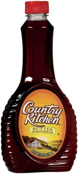 Country Kitchen Butter Flavored Syrup