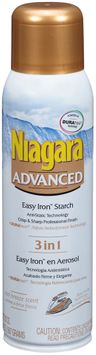 Niagara® Advanced 3 in 1 Easy Iron™ Starch