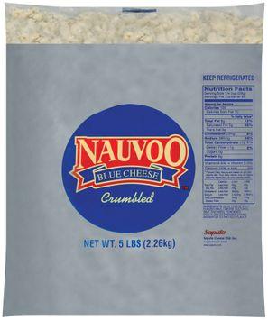 treasure cave® nauvoo™ blue crumbled cheese