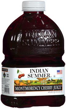 Indian Summer 100% Montmorency Cherry Juice