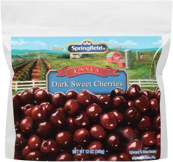 springfield® fancy dark sweet cherries