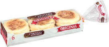 Country Kitchen® Original English Muffins 6 ct Bag