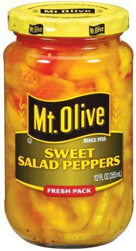 mt Olive Sweet Salad Peppers