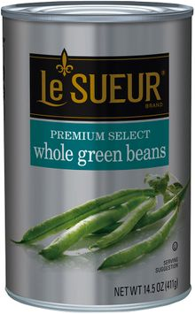 Le Sueur® Premium Select Whole Green Beans
