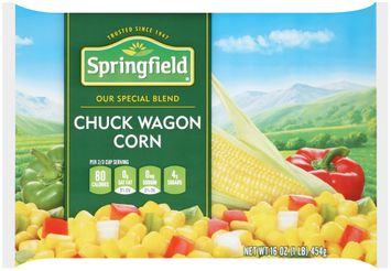 springfield® chuck wagon special blend corn
