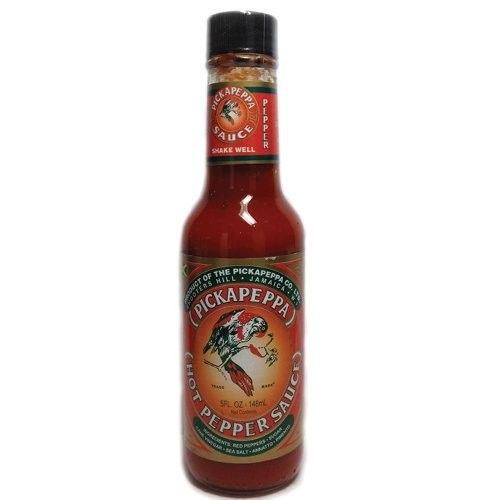 Pickapeppa Original Hot Sauce Sauce - 5 Oz Pickapeppa Hot Sauce Original, 5 oz