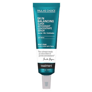 Paula's Choice Skin Balancing Super Antioxidant Concentrate Serum with Retinol