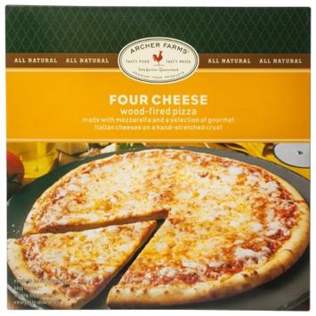 Archer Farms Four Cheese Pizza - 14.81 oz.