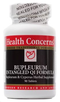 Health Concerns Bupleurum Entangled Qi 90t