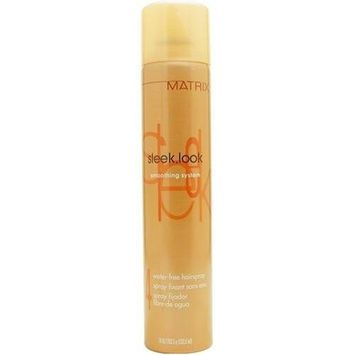 sleek.look by Matrix Smoothing System 4 Waterfree Hair Spray 10 Ounces