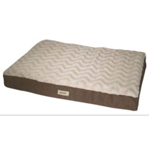 "Worldwise Inc Petlinks System Snooze Pad Therapeutic Foam Pet Bed, 30"" L X 20"" W X 4"" H"