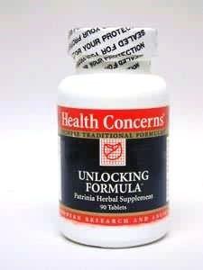 Health Concerns Unlocking Formula 90t
