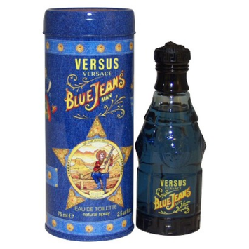 Versace Blue Jeans Eau De Toilette Spray