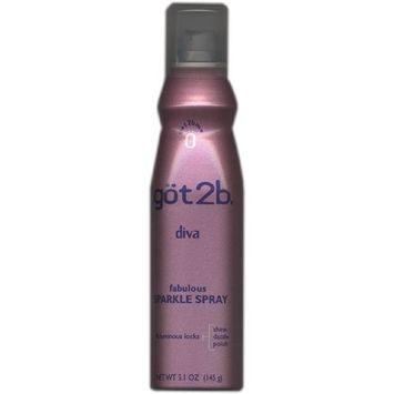 göt2b® Diva Fabulous Sparkle Spray