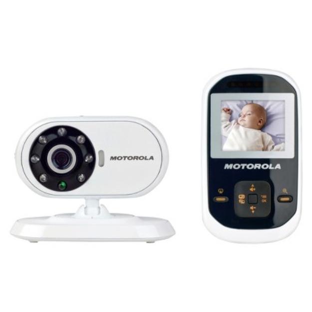 Motorola Digital Video Baby Monitor - MBP18