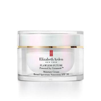 Elizabeth Arden FLAWLESS FUTURE Powered by Ceramide™ Moisture Cream Broad Spectrum Sunscreen SPF 30