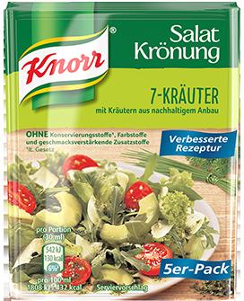 Knorr® Salad Coronation 7- Herbs