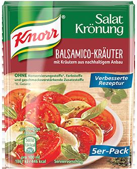Knorr® Salad Coronation Balsamic Herbs