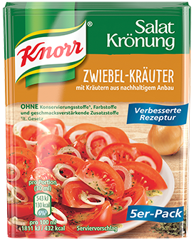 Knorr® Salad Coronation Onion-herbs
