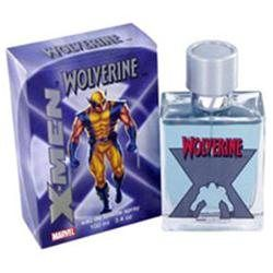 X-Men by Marvel Wolverine Edt Spray 3.4 Oz